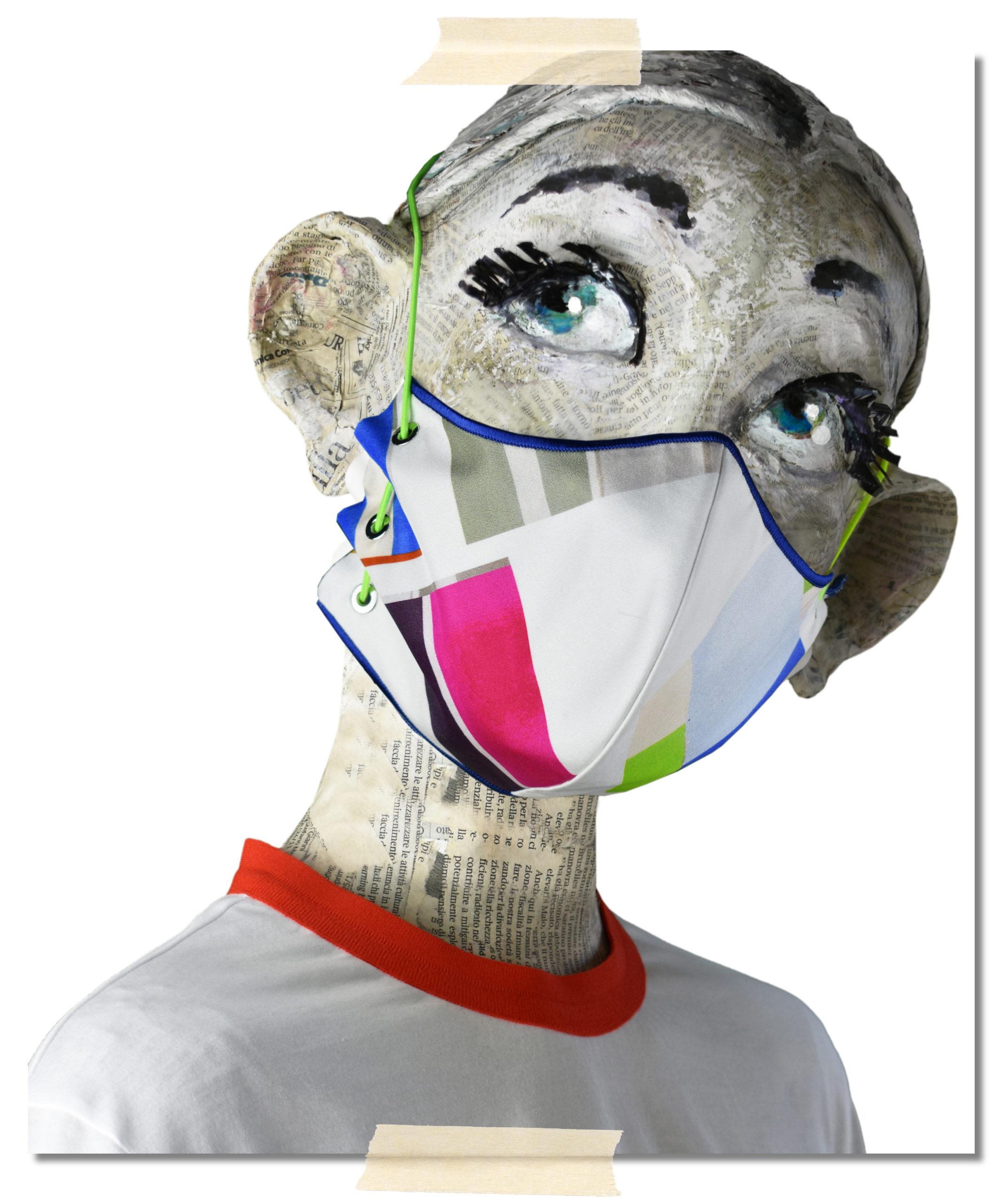 Jardin Face Mask by Rohka