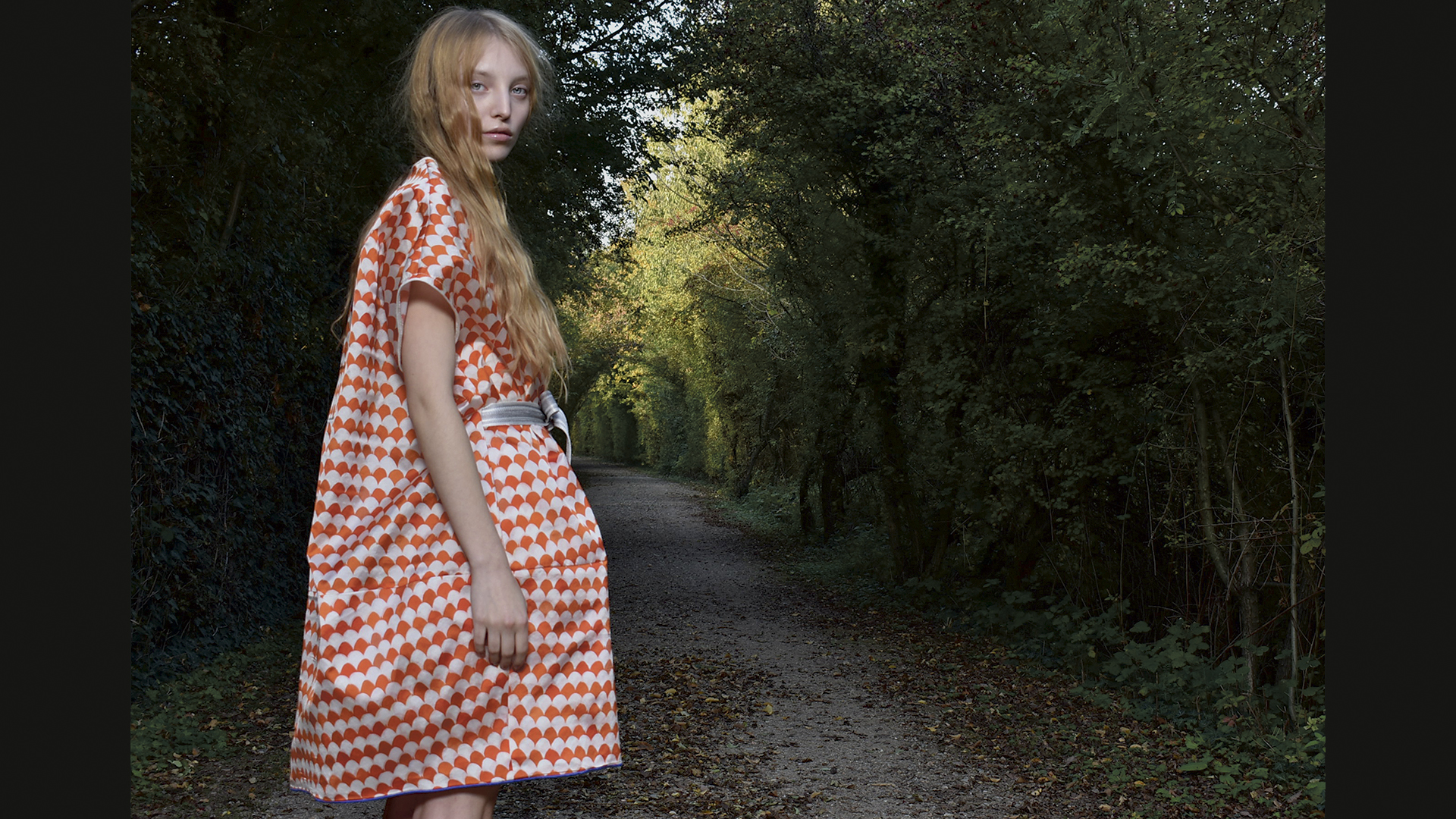 Rohka women dress - Archive collection